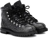 Valentino Garavani Dewstud leather ankle boots