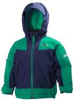 Helly Hansen Toddler Boy's 'Velocity' Waterproof Hooded Jacket