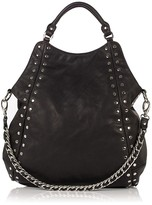 Ludlow Studded Leather Tote