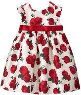 Gymboree Rose Print Dress