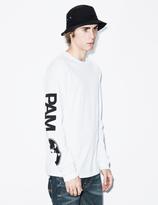Perks And Mini White Handmaiden L/S T-Shirt