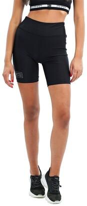 Steve Madden Biker Shorts Black