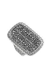Konstantino Women's 'Classics' Rectangle Filigree Ring
