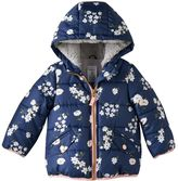 Carter's Baby Girl Hooded Puffer Jacket