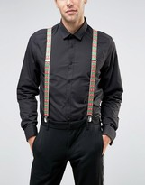 Asos Holidays Suspenders