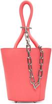 Alexander Wang Pink Mini Roxy Bucket Bag