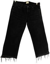 Simon Miller Black Denim - Jeans Jeans