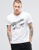 Mambo Skeleton T-Shirt