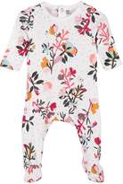 Catimini Girls Patterned Sleepsuit