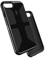Speck CandyShell Grip iPhone 6/6s/7 Plus Case - Black/Slate Grey
