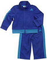 adidas Girls 4-6x Jogger Jacket & Pants Set