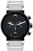 Movado Men's 'Sapphire Synergy' Chronograph Bracelet Watch, 42Mm