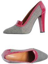 Pianurastudio Moccasins with heel