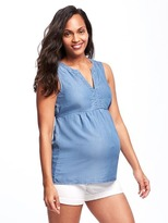 Old Navy Maternity Tencel® Empire-Waist Top