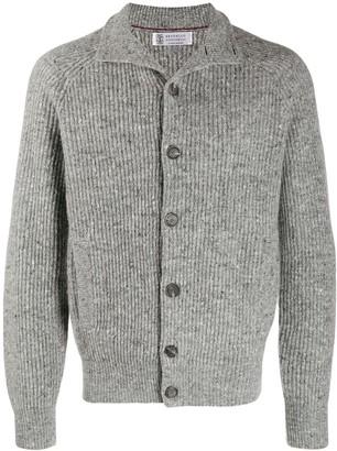 Brunello Cucinelli button-down cardigan