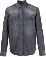 Maison Margiela stonewash denim shirt