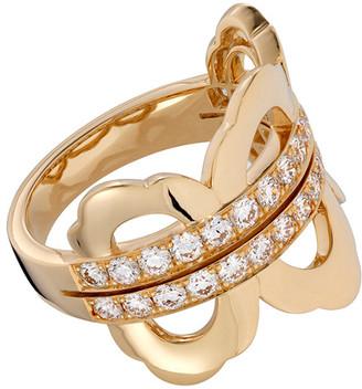 Hearts On Fire 18K 1.10 Ct. Tw. Diamond Lorelei Right Hand Ring