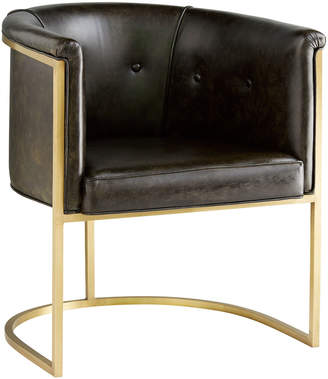 Arteriors Calvin Leather Chair