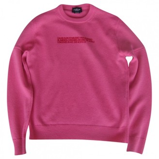 Calvin Klein Pink Cashmere Knitwear for Women