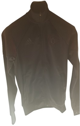 adidas Black Polyester Jackets