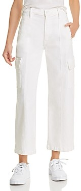 Mother The Rambler Ankle Cargo Pants