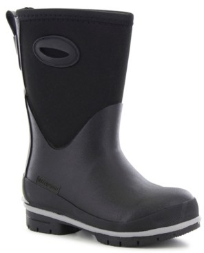 Western Chief Toddler, Little Boy's and Big Boy's Cold-Weather Neoprene Boots