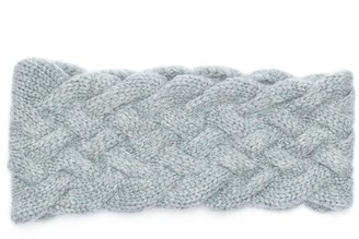 Johnstons of Elgin Cashmere cable headband