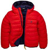 Timberland Boys Packable Hooded Padded Jacket