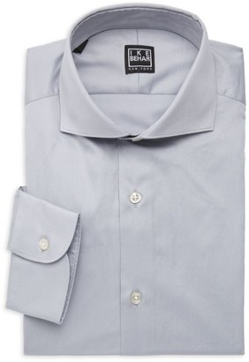 Ike Behar Frederick Contemporary-Fit Cotton Dress Shirt