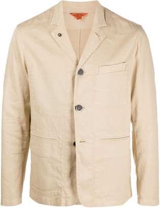 Barena Buttoned Lightweight Jacket