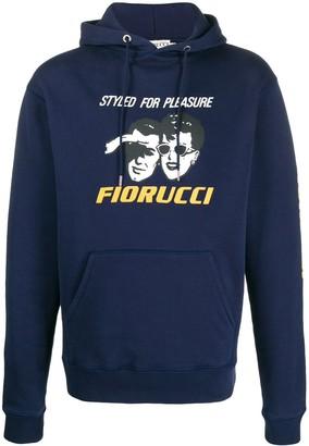 Fiorucci Styled For Pleasure hoodie