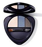 Dr. Hauschka Skin Care Eyeshadow Trio 01 (Sapphire)