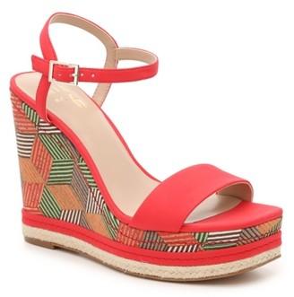 Mix No. 6 Zoha Wedge Sandal