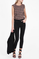 Etoile Isabel Marant Haven Contrast Stripe Jeans