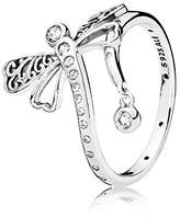 Pandora Women Silver Ring - 197093CZ-60