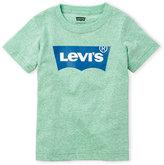 Levi's Boys 4-7) Marled Logo Tee