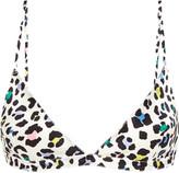 Raphaëlla Riboud Joanne leopard-print silk-satin soft-cup bra