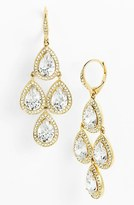 Nadri Women's Cubic Zirconia Chandelier Earrings (Nordstrom Exclusive)