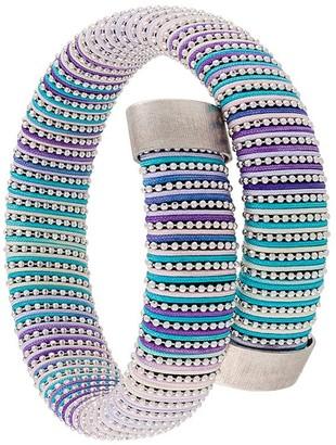 Carolina Bucci Thread Wrapped Bracelet