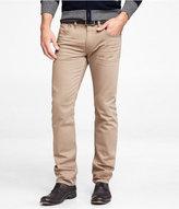 Express Rocco Colored Slim Fit Skinny Leg Jean - Tan