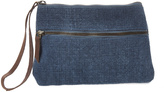 Roost Denim Clutch