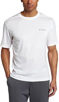 Columbia Men's Meeker Peak Short-Sleeve Crew T-Shirt