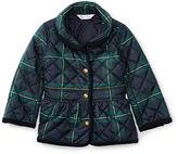 Ralph Lauren Quilted Twill Barn Jacket