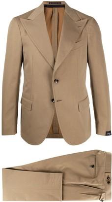 Bagnoli Sartoria Napoli Two-Piece Formal Suit