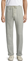 James Perse Utility Woven Trousers