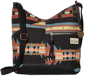Pistil Design Hats Easy Rider (Dakota) Cross Body Handbags