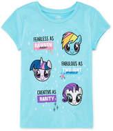 My Little Pony Short Sleeve T-Shirt - Big Kid Girls