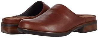 Naot Footwear Lodos (Black Velvet Nubuck) Women's Clog Shoes