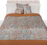 Etro Azhaiba Quilted Bedspread - 270x270cm - Gold