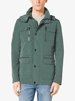 Michael Kors Hooded Nylon Anorak